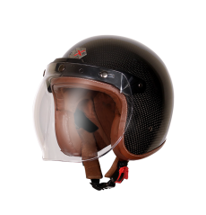 AXOR CARBON FIBRE WITH BUBBLE VISOR